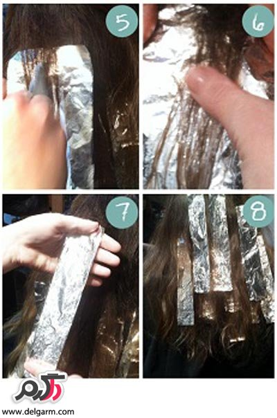 Колорирование волос как сделать в домашних условиях