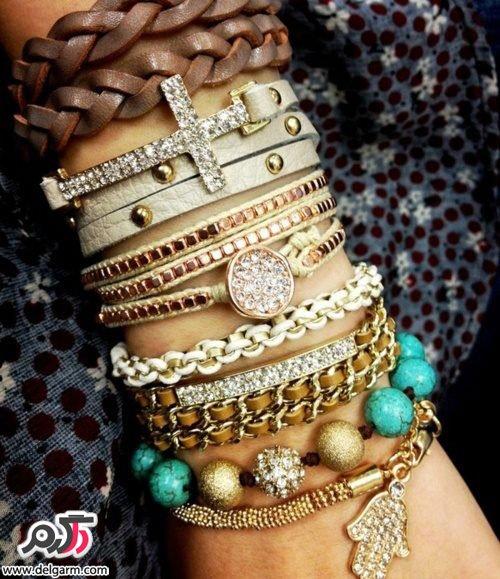 دستبند خوشگل