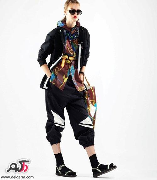 مدلهای لباس اسپرت دخترانه و خیلی شیک