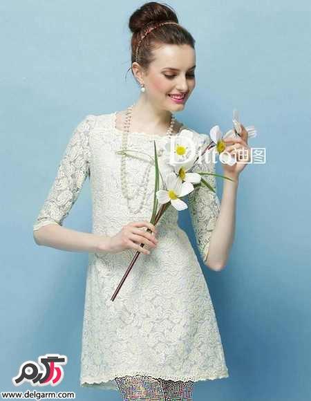 ساده و شیک ترین مدل لباس مجلسی زنانه 2015