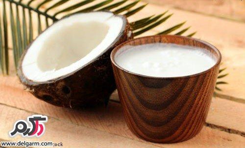 خاصیت شگفت انگیز در شیر نارگیل