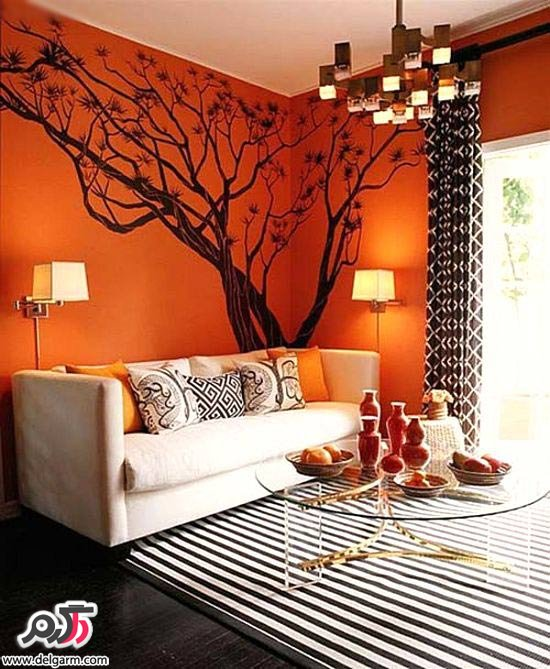 دکوراسیون داخلی منزل با دیزاین جدید