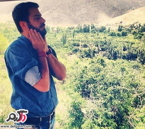جدیدترین عکسهای علی ضیا