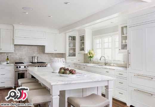 مدل طراحی داخلی آشپزخانه