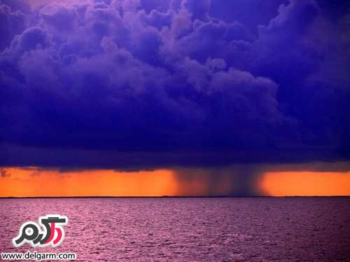 عکس های فوق العاده زیبا از دریا وساحل
