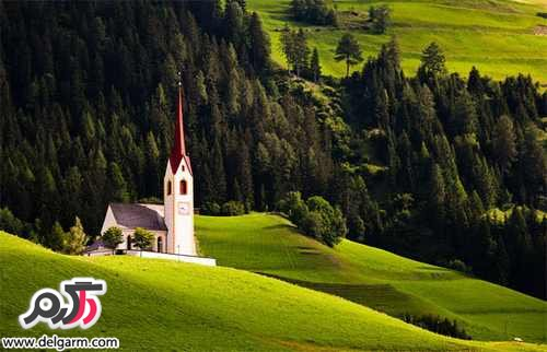 مکان های دیدنی کشور اتریش