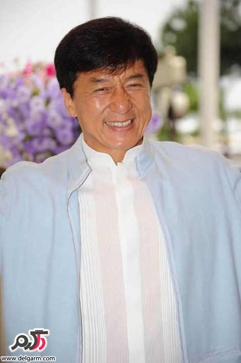 عکس های جکی چان بازیگر مشهور