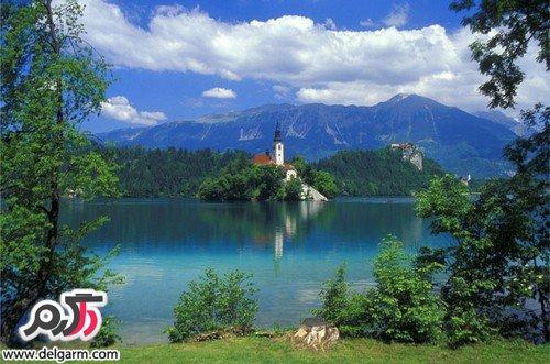 آشنایی با دریاچه بلد