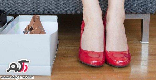 ع کفش اسپرت پا برای پروفایل کفش پاشنه بلند یا اسپرت بپوشیم؟