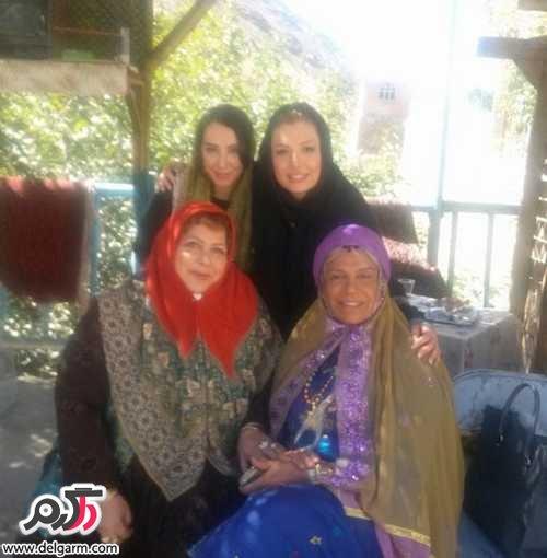 عکس چهره های سرشناس ایرانی
