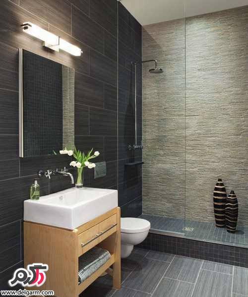 مدل دکوراسیون حمام شیک