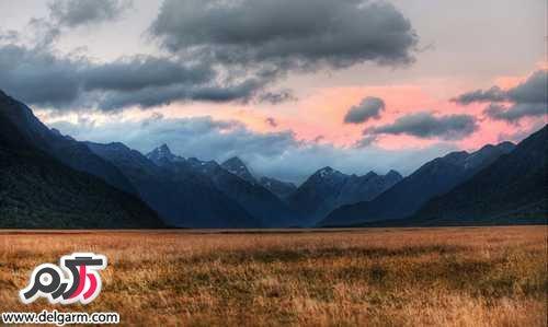 عکس هایی از طبیعت رویایی سراسر دنیا