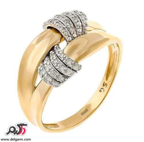 مدلهای انگشتر طلا زنانه جدید