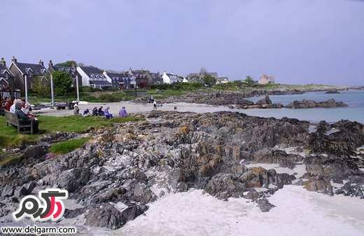 طبیعت زیبای جزیره مول در اسکاتلن