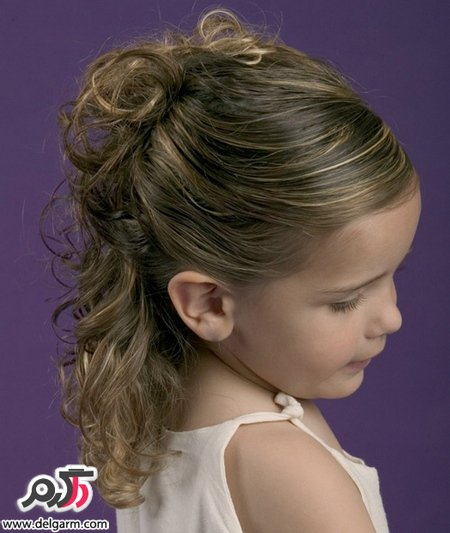 مدل موی دخترانه جدید و متنوع