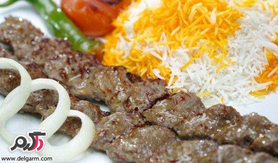 نکات کباب کوبیده پرطرفدار ایرانی