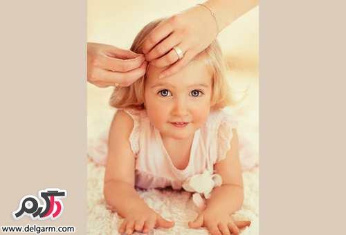 عکس و ژست های زیبای کودکان ناز