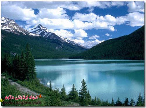 دریاچه لوئیز + عکس