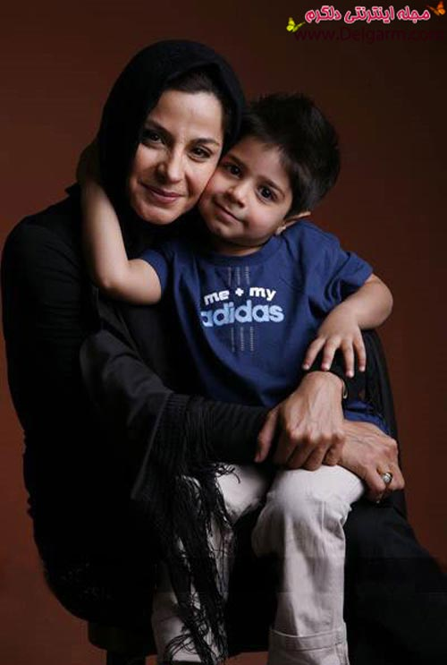 بیوگرافی سیما تیرانداز به همراه خانواده + عکس