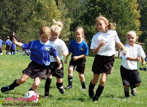 ورزش های مناسب دختران نوجوان + عکس