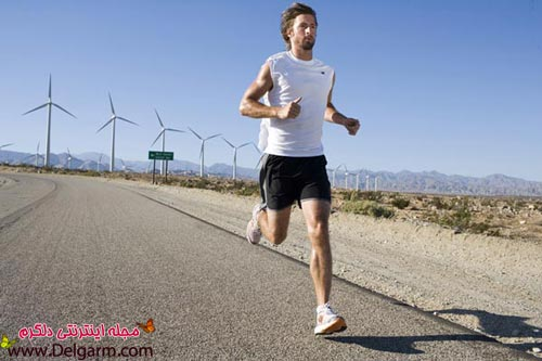 سوزاندن بیشتر انرژِی به هنگام دویدن + عکس