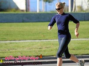 تاثیر ورزش در سندروم روده تحریک پذیر + عکس