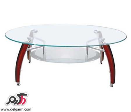 از بین بردن خط و خطوط میز شیشه ای