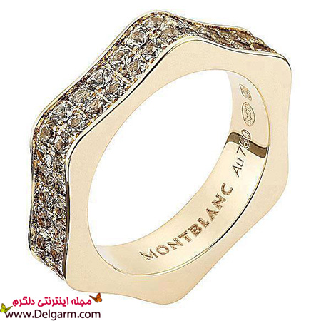 جدیدترین مدلهای انگشتر طلای زنانه
