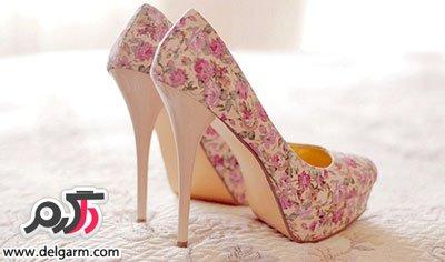 مدل کفش پاشنه بلند دخترانه