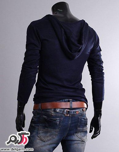 مدل بافتنی مردانه بدون استین مدل پیراهن مردانه آستین بلند