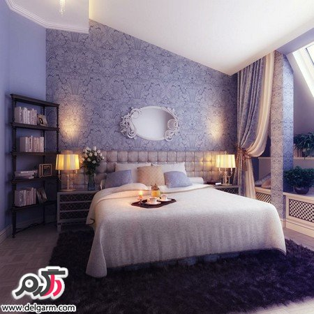 جدیدترین مدل دکوراسیون اتاق خواب کلاسیک