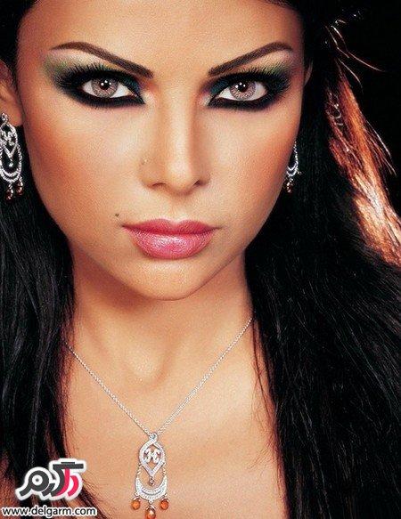 تصاویری از هیفا خواننده عرب زیبا