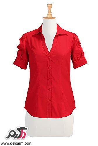 پیراهن زنانه ساده