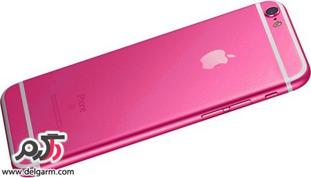 جدیدترین گوشی آیفون با رنگ صورتی در راه است