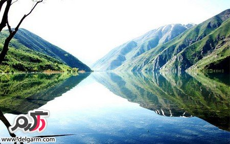 عکس دریاچه گهر