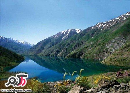 دریاچه گهر یا نگین زاگرس