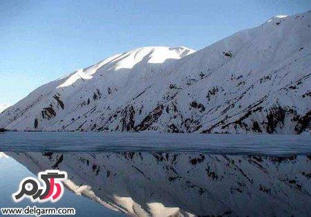 تصاویری از دریاچه گهر