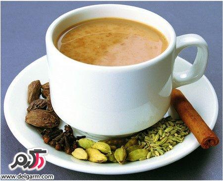 چای ماسالا با عسل