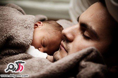 رابطه پدر با کودک