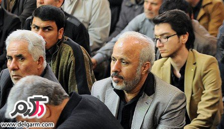 تصاویری از مراسم ترحیم مرحوم سلحشور کارگردان مشهور ایرانی