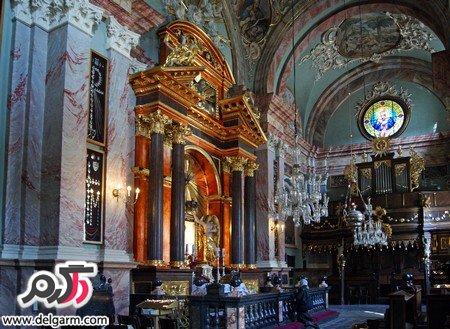 معرفی کلیسای مریم مقدس + عکس