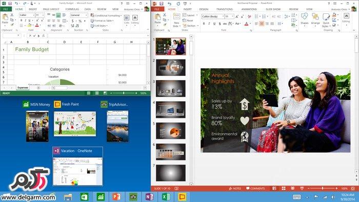 رونمایی از ویندوز جدید   Windows 10  با چند ویژگی جدید