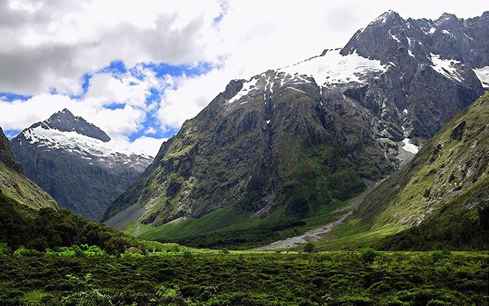 تصاویری زیبا از طبیعت نیوزلند سری اول