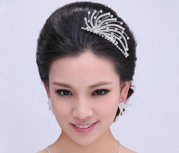 مدل های زیبای تاج عروس به سبک مدرن