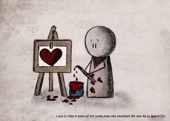 نقاشی های عاشقانه