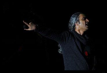 تصاویر مازیار فلاحی در جشنواره فجر