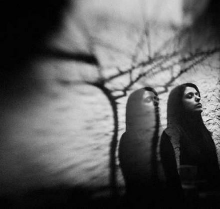 خالکوبی های غمگین عکس غمگین عاشقانه دختر