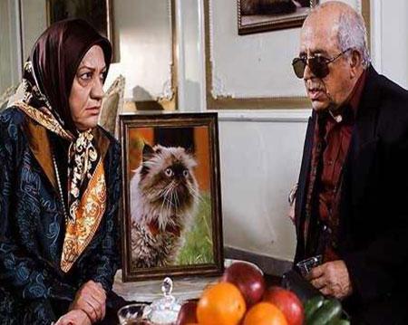 تصاویر بازیگران سریال شمعدانی