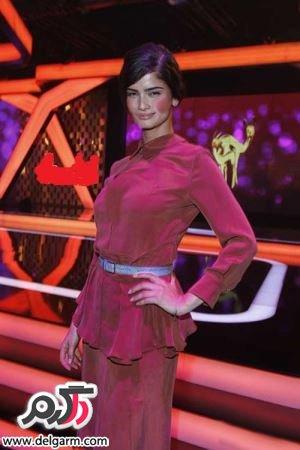 شرمینه تهرانی مدل و مانکن معروف و جذاب ایرانی