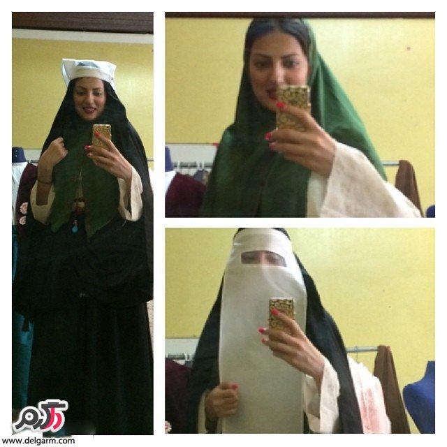 سری چهارم تصاویر هلیا امامی